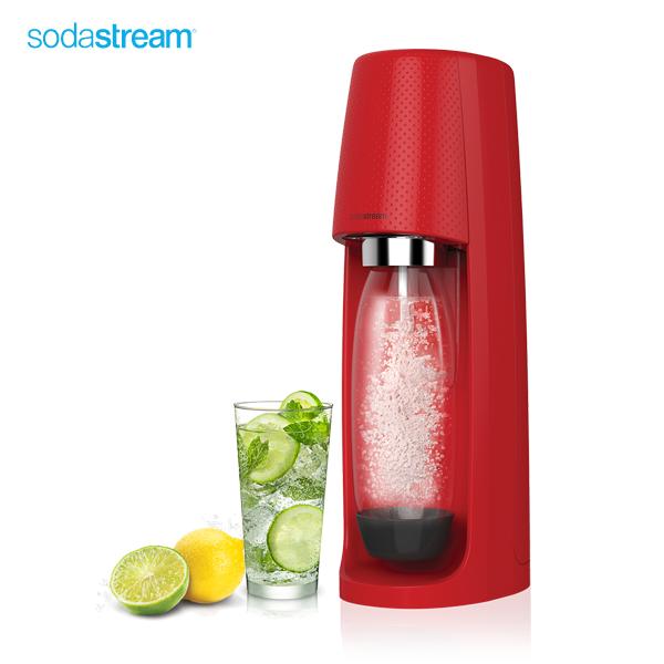 [sodastream] 소다스트림 스피릿 탄산수제조기 Spirit_sodastream Spirit(레드)