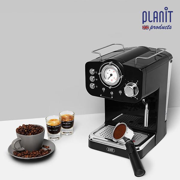 [PLANiT] 플랜잇 가정용 에스프레소 커피머신 홈카페프레소 PCM-F15 블랙,그레이,화이트 ★색상 선택 필수