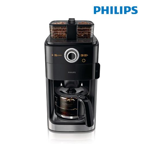 [PHILIPS] 필립스 Grind&Brew 커피메이커_HD7762