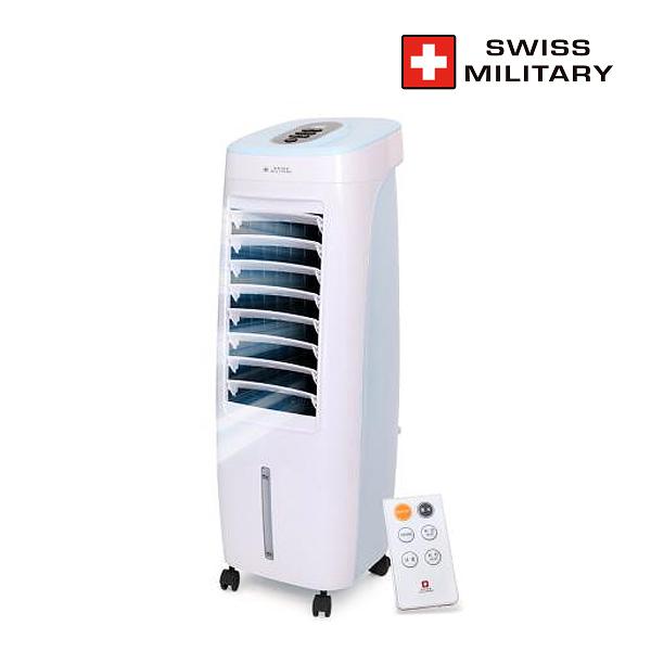 [SWISS MILITARY] 스위스밀리터리 에어쿨러 이동식 냉풍기 SMA-FA02A