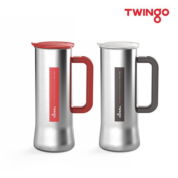 [TWINGO] 트윙고 리비 플러스 워터저그 1200 TWWJ-A12NLK 모던브라운/블리스레드 색상 랜덤 발송