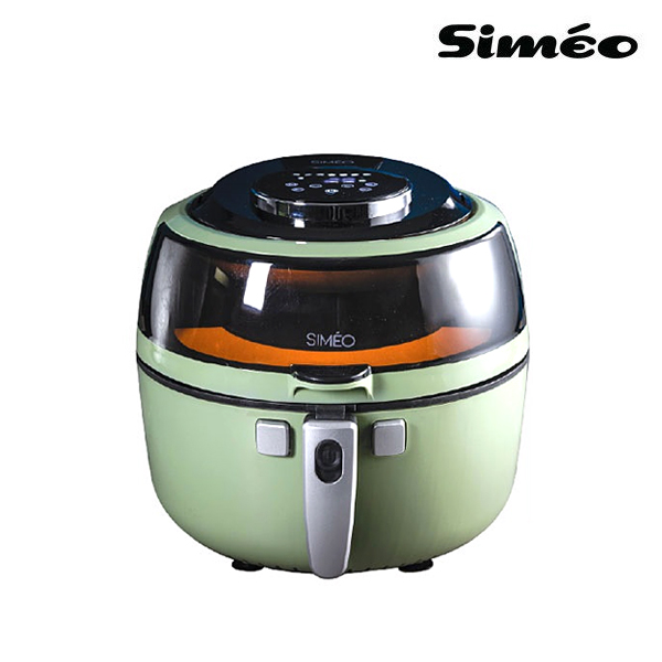 [simeo] 시메오 대용량 디지털 6.5L 에어프라이어 DK-20-1 올리브그린