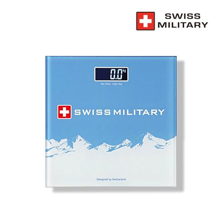 [SWISS MILITARY] 스위스밀리터리 알프스2 체중계 SS-502-2