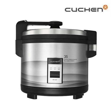 [CUCHEN] 쿠첸 35인용or21인용 대용량&업소용 밥솥 WM-3503