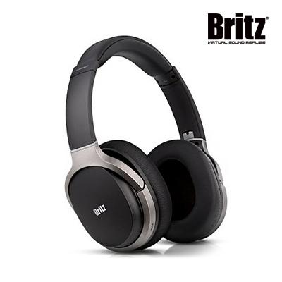 [Britz] 브리츠 95시간 재생 고음질 블루투스 헤드폰_W830BT