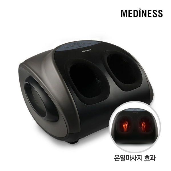 [MEDINESS] 메디니스 종아리 발마사지기 롤링 지압마사지 힐케어 MD-330