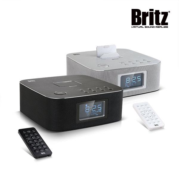 [Britz] 브리츠 올인원 블루투스 스피커 BZ-M4060 블랙,실버 ★색상선택 필수