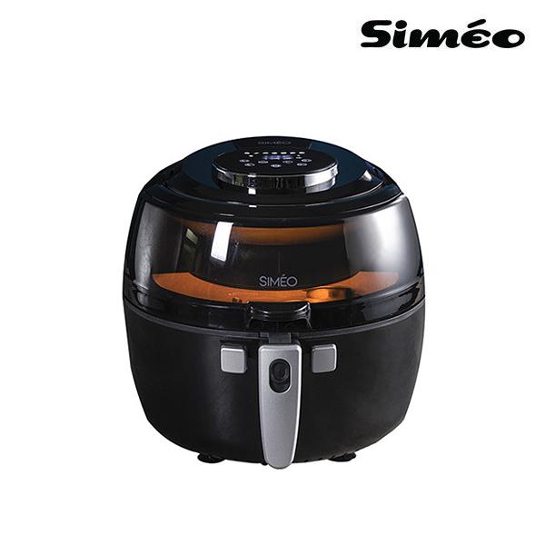 [simeo] 시메오 대용량 디지털 6.5L 에어프라이어 DK-20-1 블랙