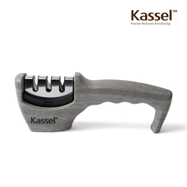 [Kassel] 카셀 내츄럴 나이프 세라믹 샤프너 (칼갈이) HKNNK-4