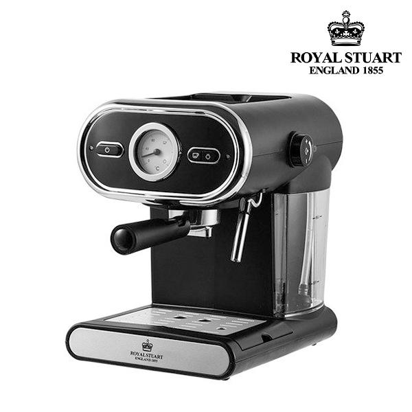 [ROYAL STUART] 로얄스튜어트 반자동 커피머신 RSKY-CM5002