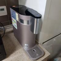 LG 상하좌우 정수기 설치 완료